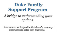 Duke Family Support Program