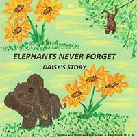 Elephants Never Forget, Daisy's Story Book Cover